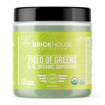Field of Greens Lemon Lime | One scoop of Field of Greens Lemon Lime contains fruits, veggies, and more to support overall well-being