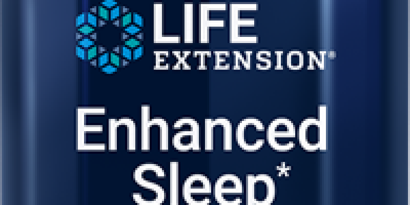 Life Extension | Enhanced Sleep with Melatonin | Our Enhanced Sleep with Melatonin delivers three clinically studied compounds that encourage restful sleep