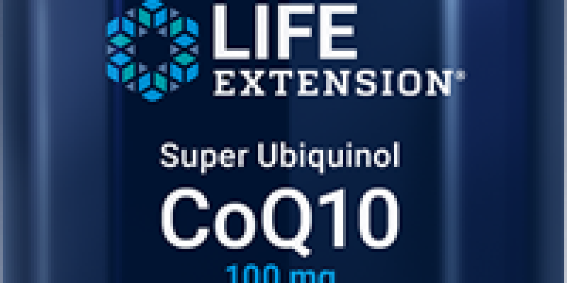 Life Extension | Super Ubiquinol CoQ10 with PQQ | Triple-action heart health & cellular energy support