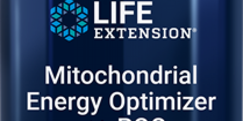 Life Extension | Mitochondrial Energy Optimizer with PQQ | PQQ benefits the body by energizing every cell