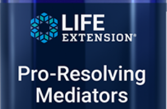 Life Extension | Pro-Resolving Mediators | Helps maintain a healthy post-inflammatory response for whole-body health