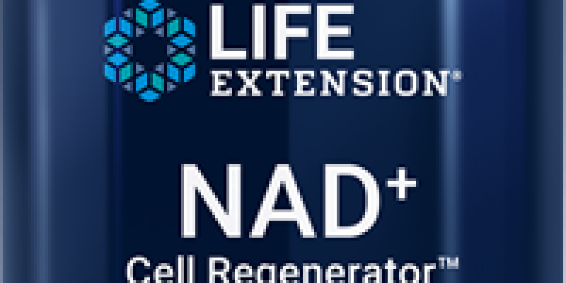 Life Extension | NAD+ Cell Regenerator? | Promotes NAD+ coenzyme production to inhibit cellular aging