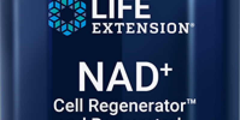 Life Extension | NAD+ Cell Regenerator? and Resveratrol |  Promotes longevity & cellular energy