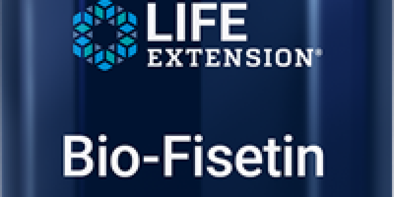 Life Extension | Bio-Fisetin |  Optimized cellular, cognitive and longevity support formula