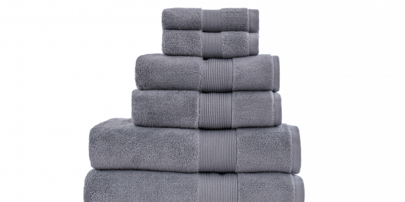 Miracle | Miracle Towel Set | made of premium cotton and infused with pure, natural silver