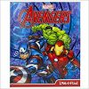 Marvel Look and Find Activity Book