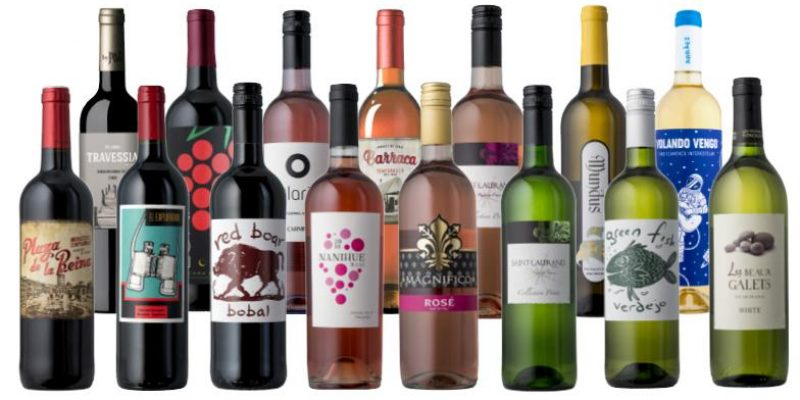 Splash Wines | Supreme Fall Sampler | This stunning curated case, one of our most popular from last year, features 5 bottles of red, 5 bottles of white and 5 bottles of ros?.