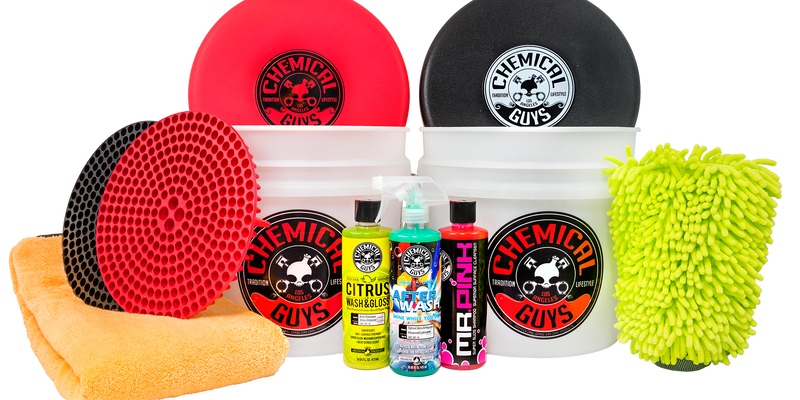 Chemical Guys | Scratch Free Wash and Dry Kit