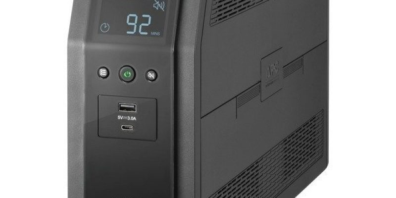 Unbeatable Sale | APC APCBR1000MS 10-Outlet Back-UPS Pro | voltage-regulator and surge protector, providing reliable power protection for home and business applications