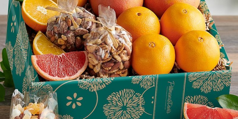 Pittman and Davis | Shareable Snacks Gift Box | Thankfully, there's plenty of sweet-and-savory goodness to go around