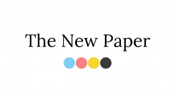 10/21 – 11/20 | Hot product: The New Paper: The daily news in as few words as possible. – The New Paper