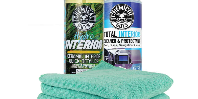 Chemical Guys | The Starter – Quickly Ceramic your Interior