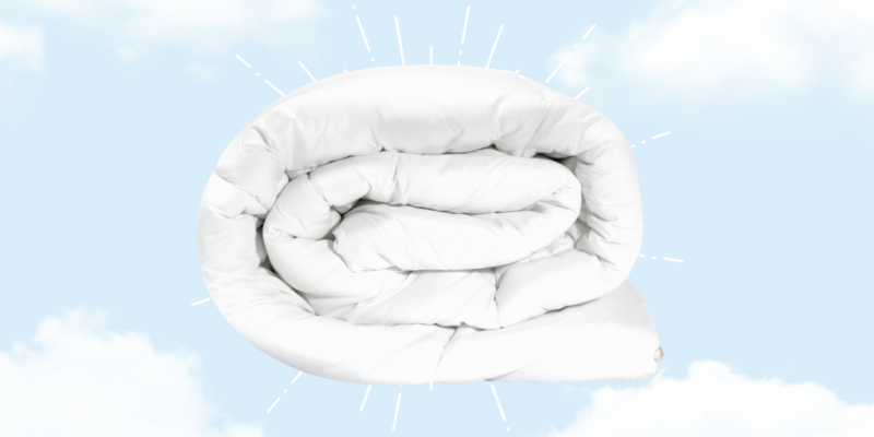 Miracle | Miracle Comforter | More Fluff, 680-thread count supima cotton