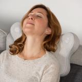 Brookstone | IPuffy-Premium 3D Heated Lumbar Massager