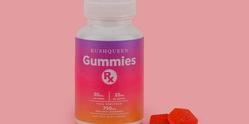 Kush Queen | GummiesRX CBD Chews | We curate high-quality, full-spectrum hemp extract and take the utmost care