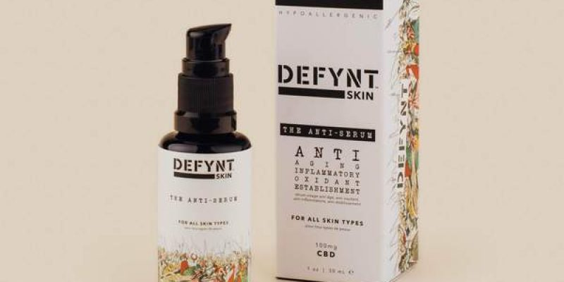 Kush Queen | Defynt CBD Skin Serum | The Anti-Serum is a CBD beauty serum packed with anti-aging ingredients including hyaluronic acid, vitamins A, E, B3 and B5, and when combined with CBD?s powerful properties