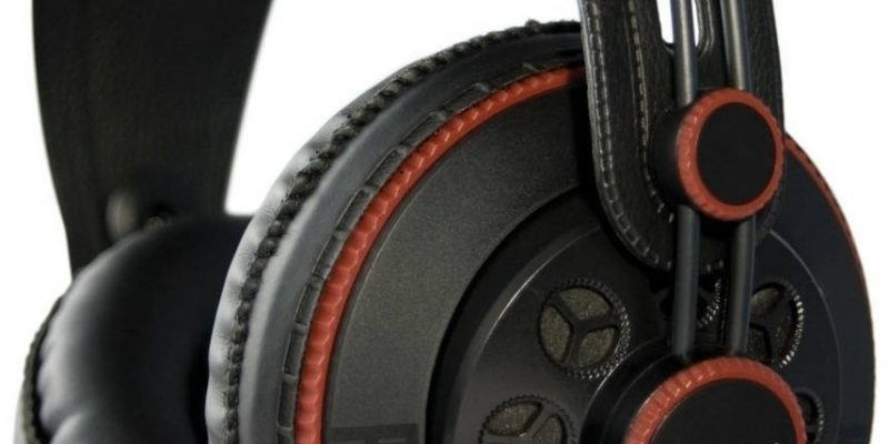 Muziker | Superlux HD-681 RD | Semi-open professional headphones