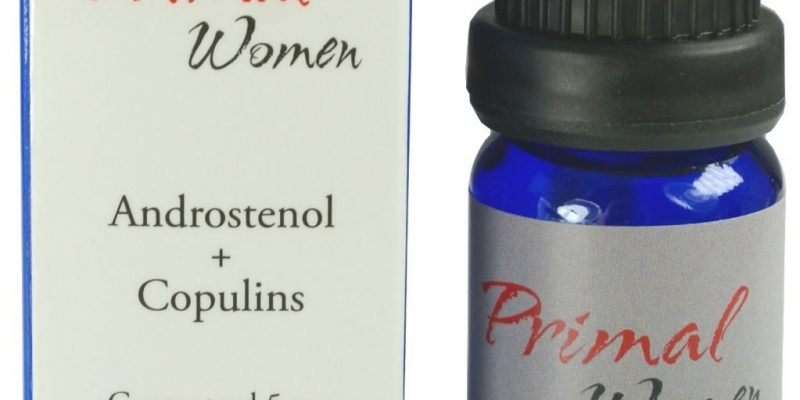 Love Secret   Primal Women   Fusion of AndrosteNOL and copulins. This formula improves your mood and confidence